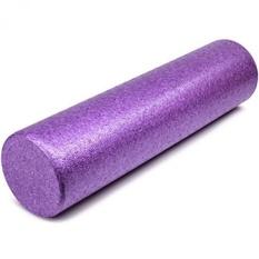 Yes4All Epp Rol Busa Latihan-Kekuatan Ekstra Tinggi Busa Padat Roller-TERBAIK UNTUK Fleksibilitas dan Rehabilitasi Latihan (24 Inch, ungu)-Intl