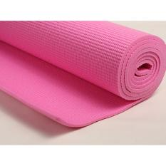 Spesifikasi Allunique Yoga Matt Anti Slip Matrass Yoga Magenta Allunique Terbaru