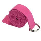 Beli Yoga Peregangan Tali Pengikat Yang Dapat Disesuaikan Berwarna Merah Muda Baru