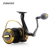 Beli Yumoshi 12 1 Ball Bearings Aluminium Alloy Spul Pintal Reel Pancing Coil Wheel Tackles Tf8000 Intl Pake Kartu Kredit