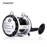 Cara Beli Yumoshi 12 1 Ball Bearing High Speed Cast Drum Reel Pancing Intl