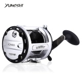 Promo Yumoshi 12 1 Ball Bearing High Speed Cast Drum Reel Pancing Kanan Tangan 400 Intl Yumoshi Terbaru