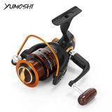 Yumoshi 12 1Bb Full Metal Fishing Reel Dengan Ditukar Lengan Rocker Ax4000 Intl Tiongkok Diskon