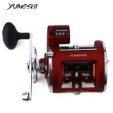 Harga Yumoshi 12 Ball Bearing High Speed Fishing Reel Dengan Electric Kedalaman Menghitung Multiplier Kiri International Yumoshi Baru