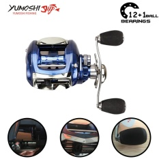 Top 10 Yumoshi 12 1Bb 6 2 1 Left Hand Feeder Carp Bait Casting Fishing Reels Intl Online