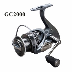 Jual Yumoshi Fishing Reel Cnc Rocker Arm 14 Ball Bearing Carbon Body Fishing Reel Intl Branded Murah