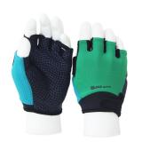 Spesifikasi Zuna Sport Ladies Cycling Spiderwoman Gloves Hijau Online