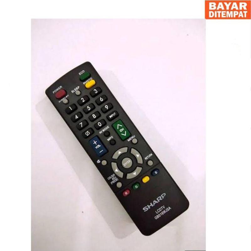 Remote TV LCD LED Sharp Pasti Bisa Di JAMIN