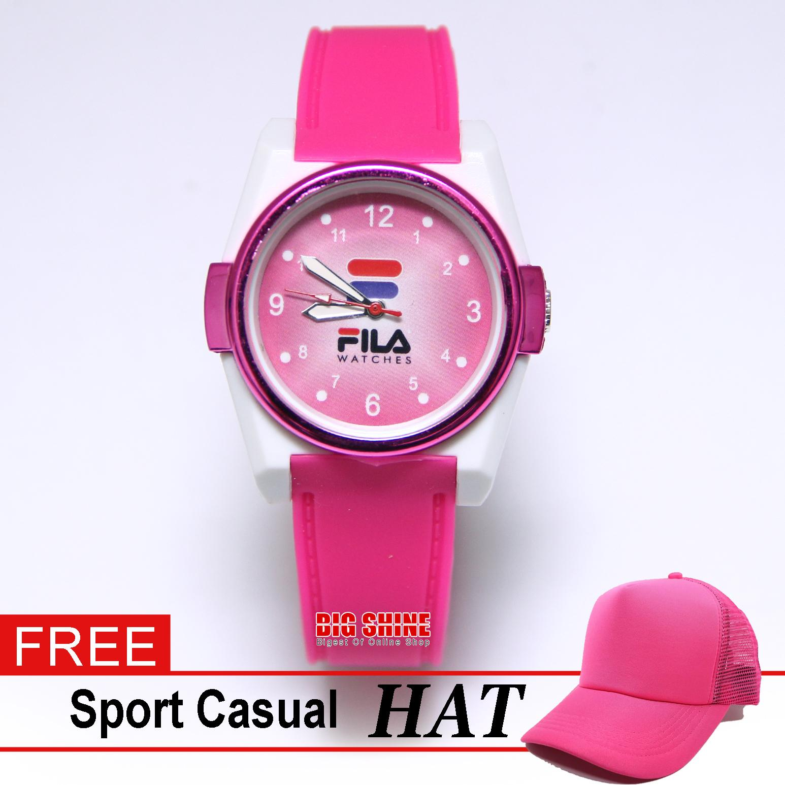Jam Tangan Fila Sport - Fashionable - Jam Tangan Wanita / Remaja - FILA_WATCHES - Model