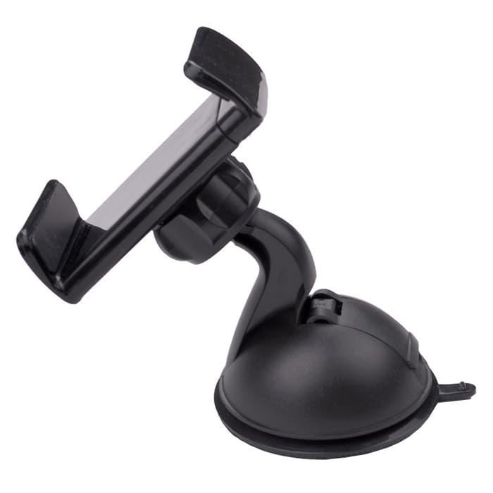 WATCH'- Lazy Tripod Car Mount Holder for Smartphone - WF-219 - Black