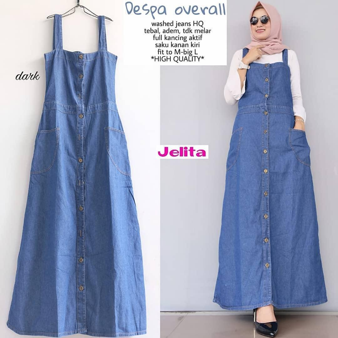Despa Overall Busana Terbaru By Octa Fashion.
