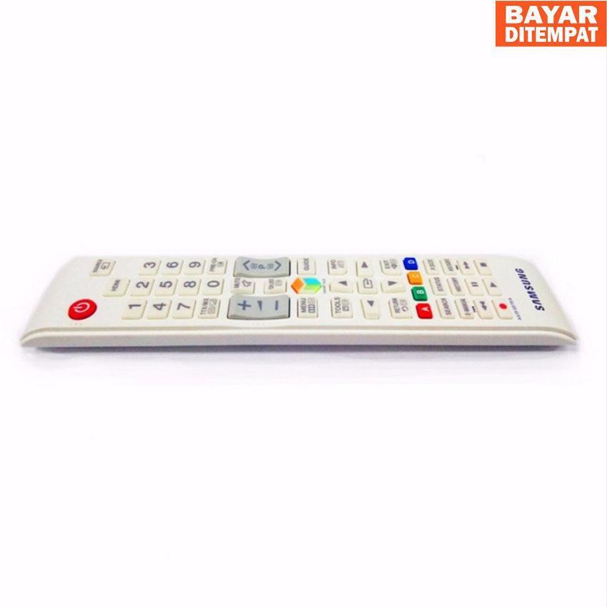Remot TV Samsung / REMOT LCD LED Smart TV original pabrik cocok buat LED SAMSUNG