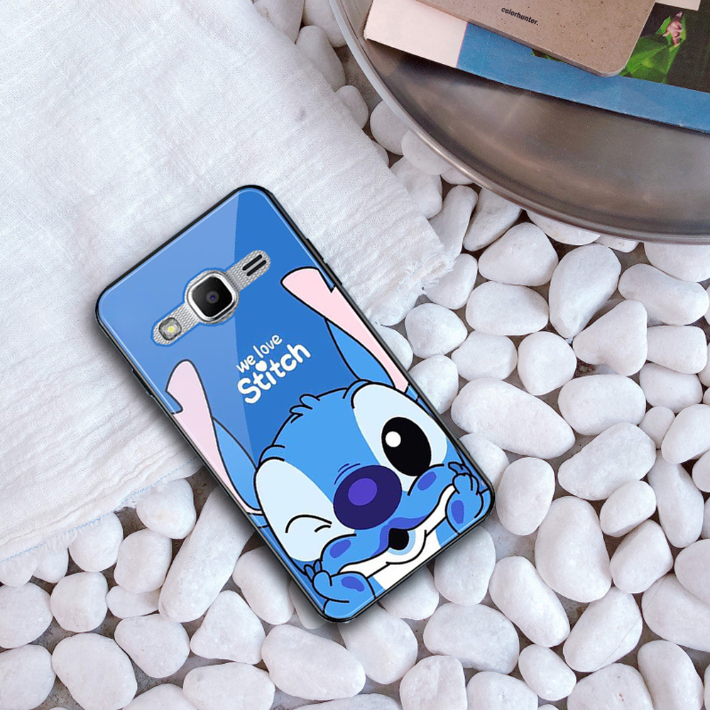Case Samsung Galaxy J1 Ace 4 3 Inch 3d Mika Acrylic Uv Tempered Glass Case Karakter Softcase Doraemon Stitch Mickey Mouse Winnie Character Disney Cartoon Lazada Indonesia