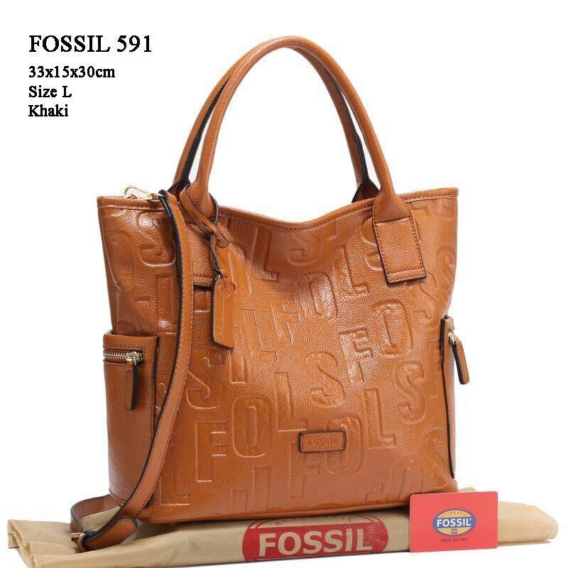Tas wanita Fossil slingbag mewah branded import new arrival batam murah  selempang cewek fashion elegan pesta 4c868c2b1f
