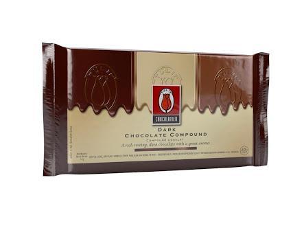 Cokelat Compound Dark Tulip, Dcc Coklat Masak 1Kg