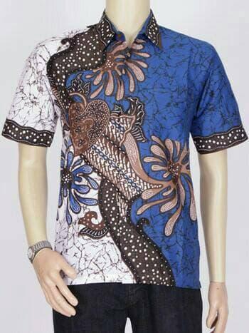 Jual Baju Batik Pria, Batik Kerja, Batik Kantor