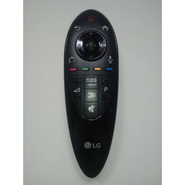 REMOT REMOTE MAGIC REMOTE TV LED LG SMART TV 3D AN-MR500G ORIGINAL TERLARIS