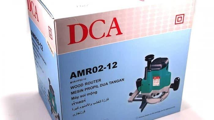 DCA Mesin profil kayu router AMR02-12 AMR 02-12