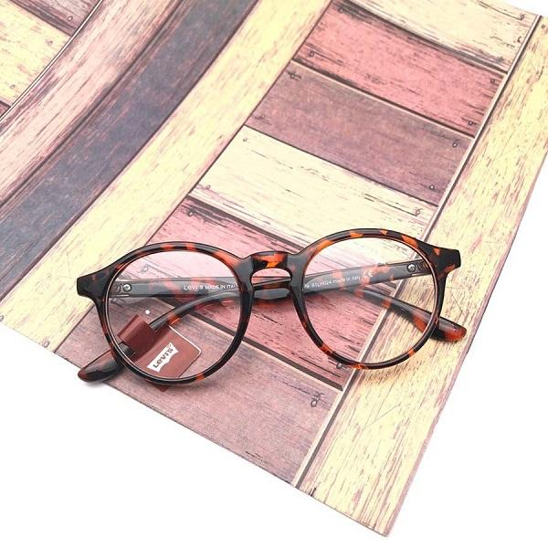 Kacamata 212519-H75P147L48 Bahan Resin Unisex Lensa Clear Frame Hitam Motif Bisa  Tambah Resep - 2a717bb9a5