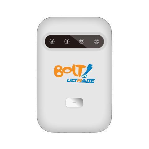 BOLT Juno UNLOCK Mobile WiFi Modem 4G LTE Smartfren dan Telkomsel [Unit Only]