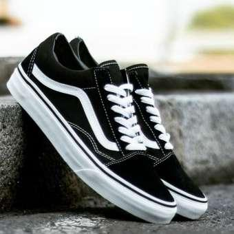 Original Vans_1995 Old Skool low-top CLASSICS Unisex @pusat_sepatumurah22 sneakers classic Skateboarding Shoes COD+BOK