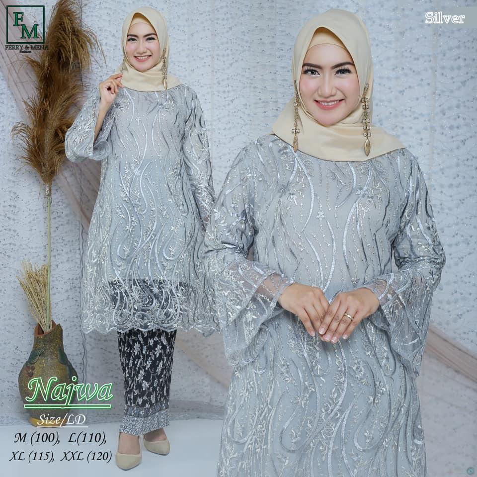 realpict!!!!!Kebaya Jumbo sampai ld 120 /kebaya brokat Tile Jumbo /untuk Wisuda  kebaya rinjani / kebaya remaja modern /Kebaya Tunik tile kebaya hijab modis cantik/kebaya muslimah/kebaya pesta/kebaya keluarga/fashion wanita/baju kebaya