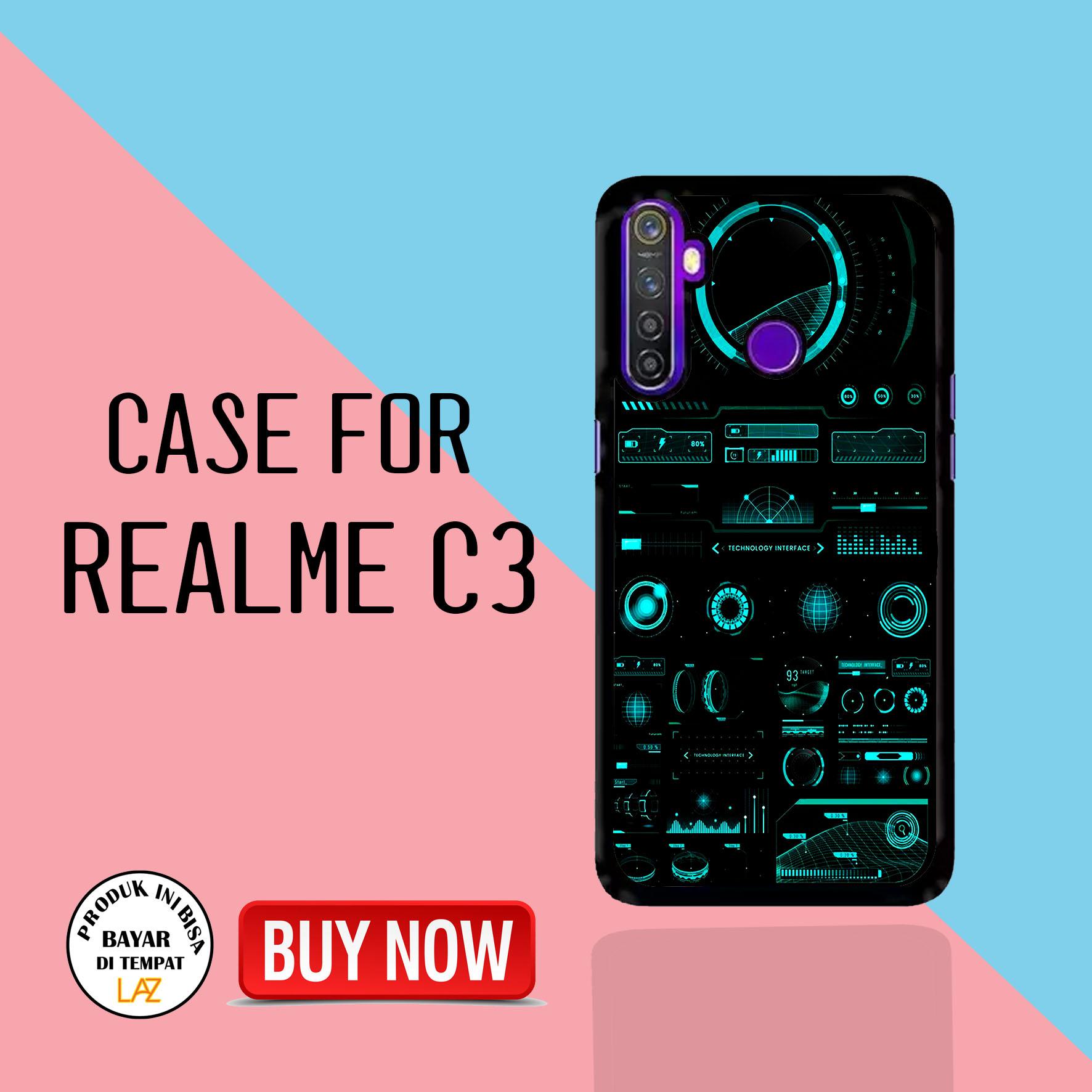 Realme C3 Unicase Fashion Wallpaper Hp 195 A Pelindung Belakang Ponsel Pelindung Hp Case Hp Kondom Hp Cassing Hp Hardcase Softcase Lazada Indonesia