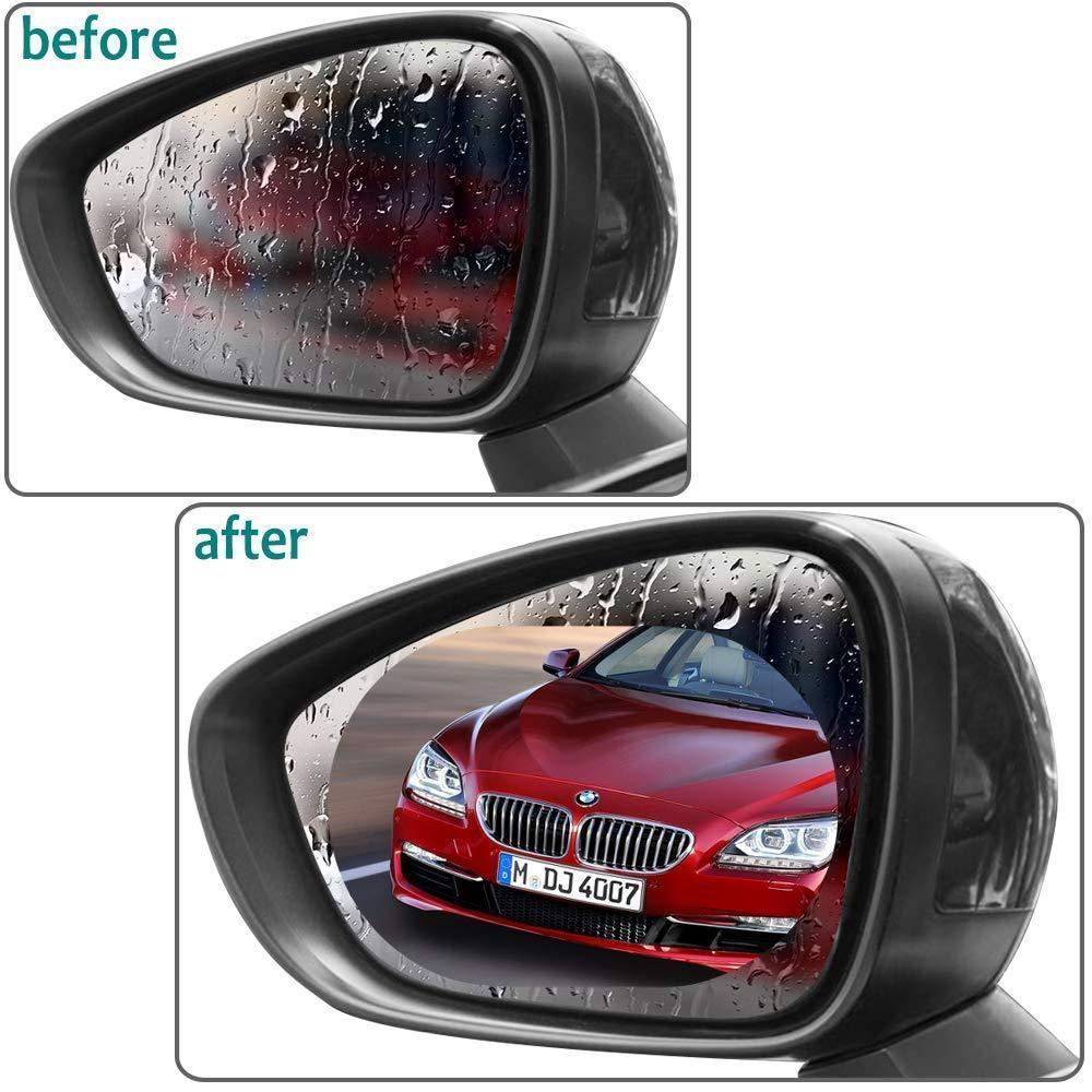 Anti Fog Spion Mobil Anti Hujan Anti Gores Kaca Spion Mobil 10 X 15 Cm By V Auto.