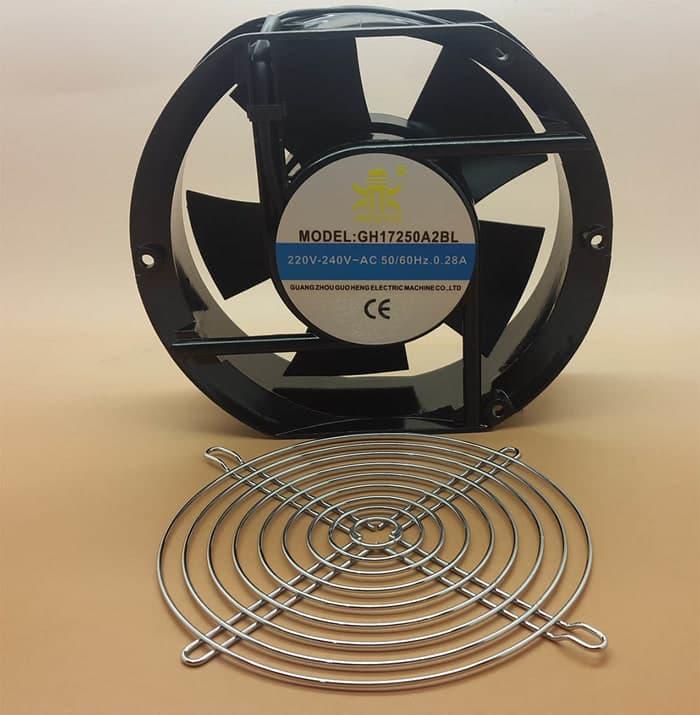 Produk terbaru electronik terkini OVAL Kipas Fan panel Winstar AC 220V