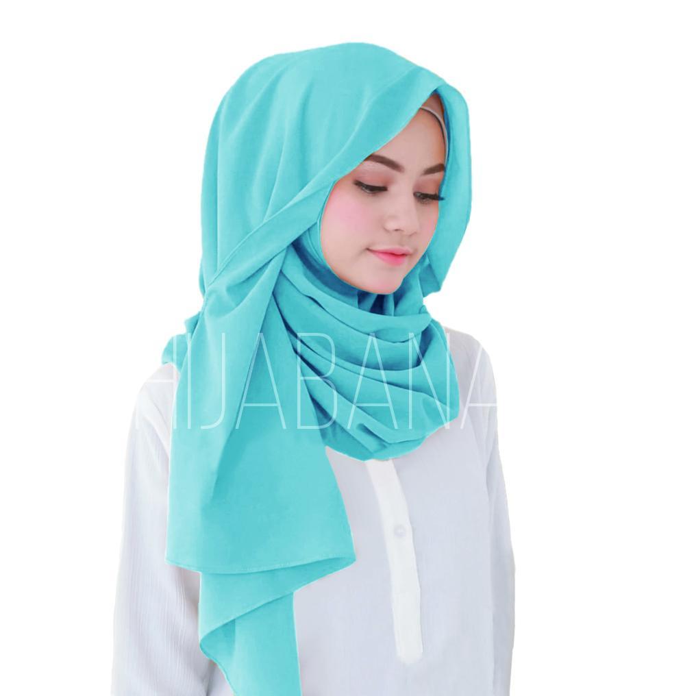 Kerudung Instan Pashmina Instan Almira - Jilbab Instan Kerudung Berkualitas - Pastan Amira - Hijab Khimar Instan Tassel