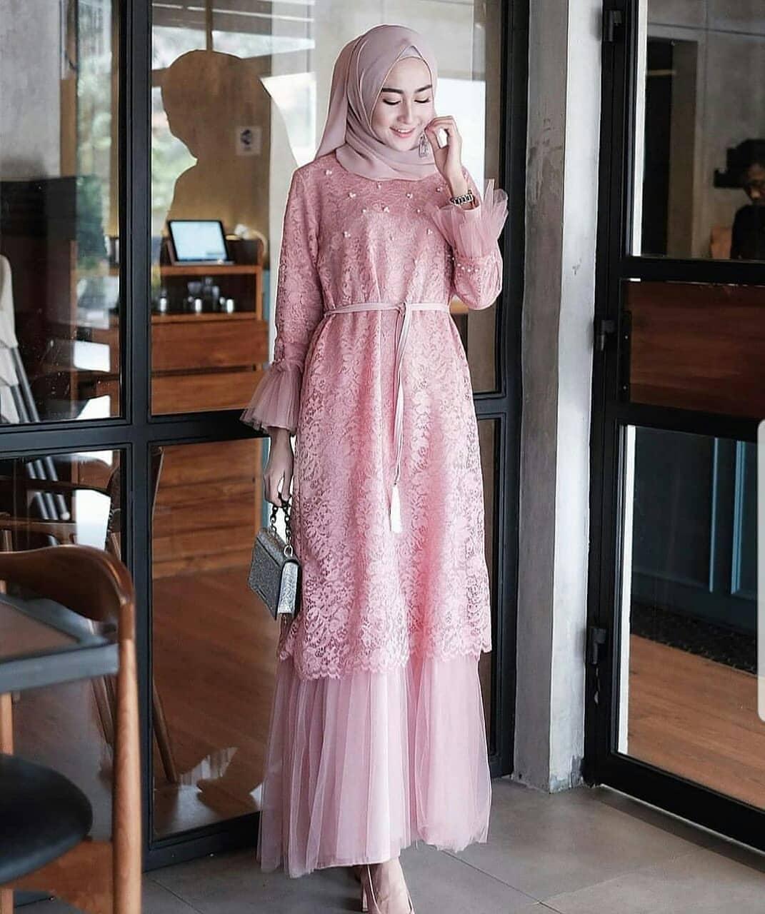 Humaira Dress / gaun pesta / gamis brukat / baju kebaya / gamis wanita  terbaru / gamis syari / gamis remaja / kebaya untuk wisuda / long dress /  dress
