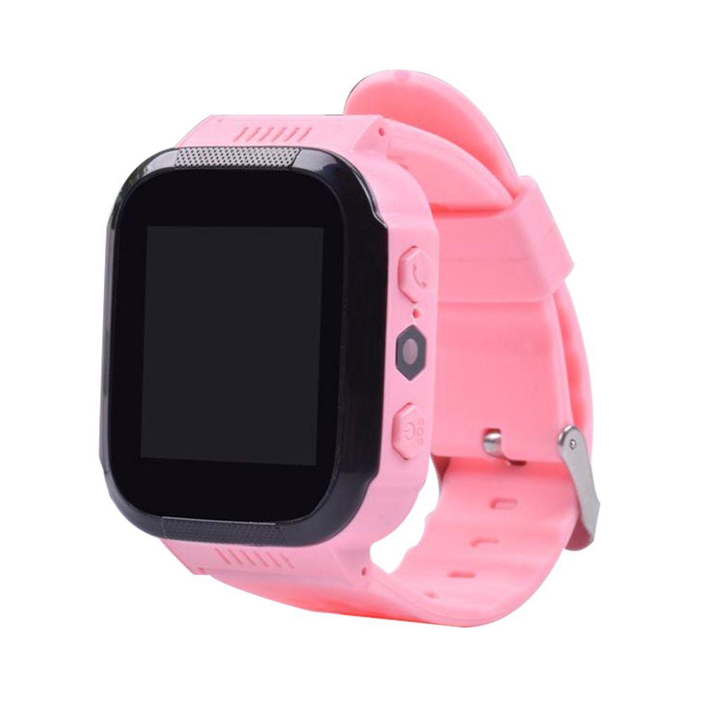 [Discount] New Brand Children Smart Watch Fashion Safety Tracking GPSLBS SOS SIM Call Watch Waterproof Children Gift(English version)