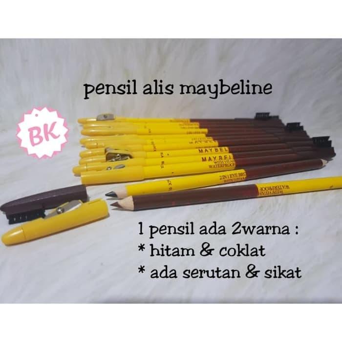 Pensil Alis Maybelline / Eyebrow Pen Maybelline