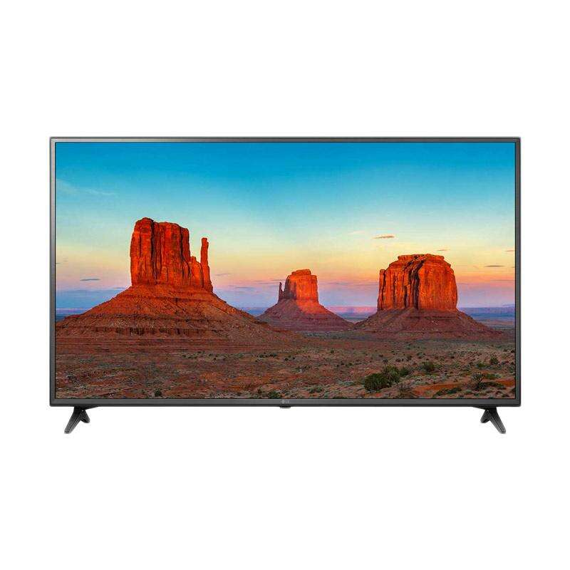 LG 60UK6200 LED Smart TV - Hitam [60 Inch]