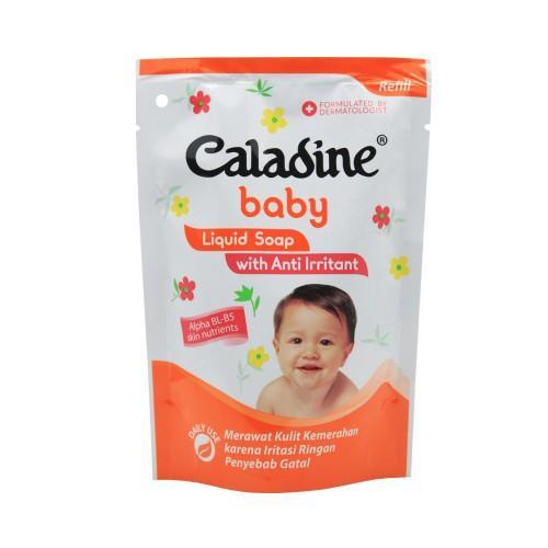 Caladine Baby Liquid Pouch 210 Ml