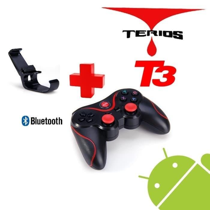 BEST SELLER BISA COD, Cognos Terios T3 Bluetooth Gamepad 4 In 1 For VR Box, IOS, Smartphone Harga Diskon, Promo Termurah, Bayar di Tempat - NOURISHH INDONESIA