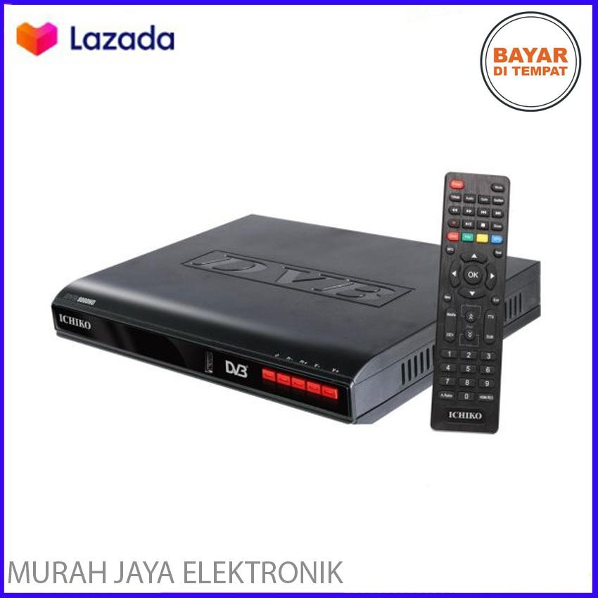 Ichiko Set Top Box DVB-T2 TV Digital - Generasi Terbaru BERKUALITAS