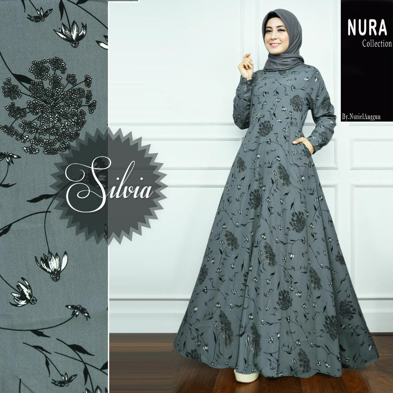 Nuriel Shop – Nura Collection - Baju Gamis Wanita Model Terbaru 2019 – Gamis  Murah – 71293c927c