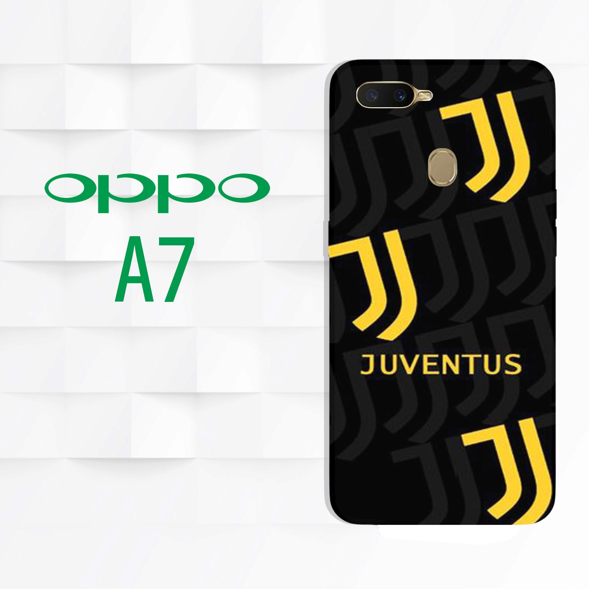 Case Oppo A7 Fashion Case Soocer q1-8