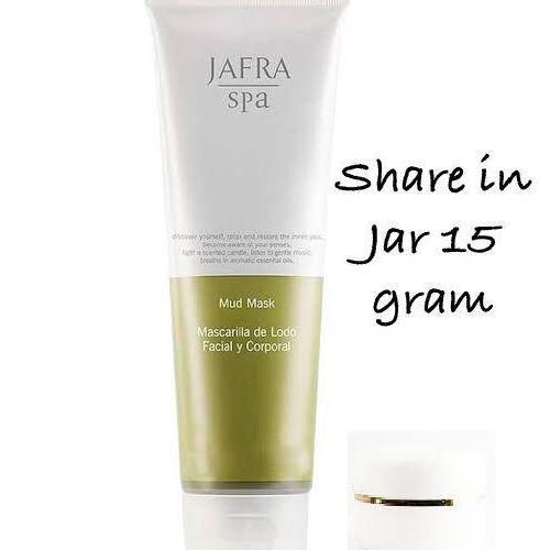 JAFRA Mud Mask Share In Jar 15gr - Masker WajahIDR16380. Rp 16.380