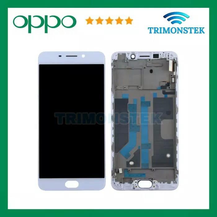 Lcd + Touchscreen + Frame Fullset Oppo F1 Plus R9 Plus X9009