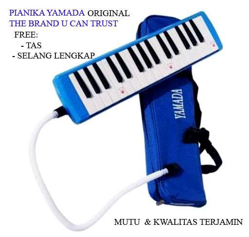 Pianika Yamada Original/pianika Murah By J&r.
