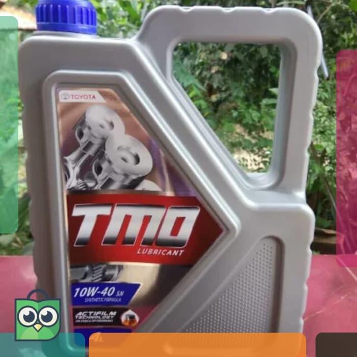 OLI MOBIL TMO 10W40 GALON 4L
