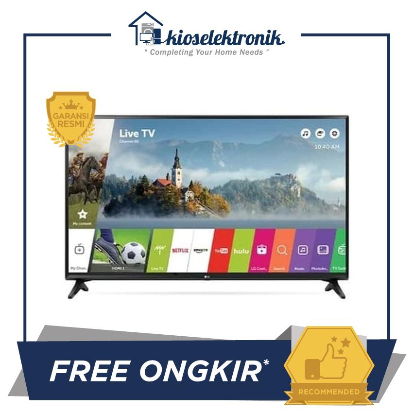 LG 32LK540BPTA LED TV 32 Smart TV WEB OS 4.0 Internet - Khusus JABODETABEK