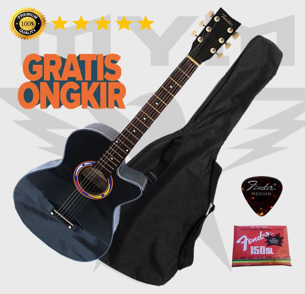 Gitar Akustik By Mym Music Store--