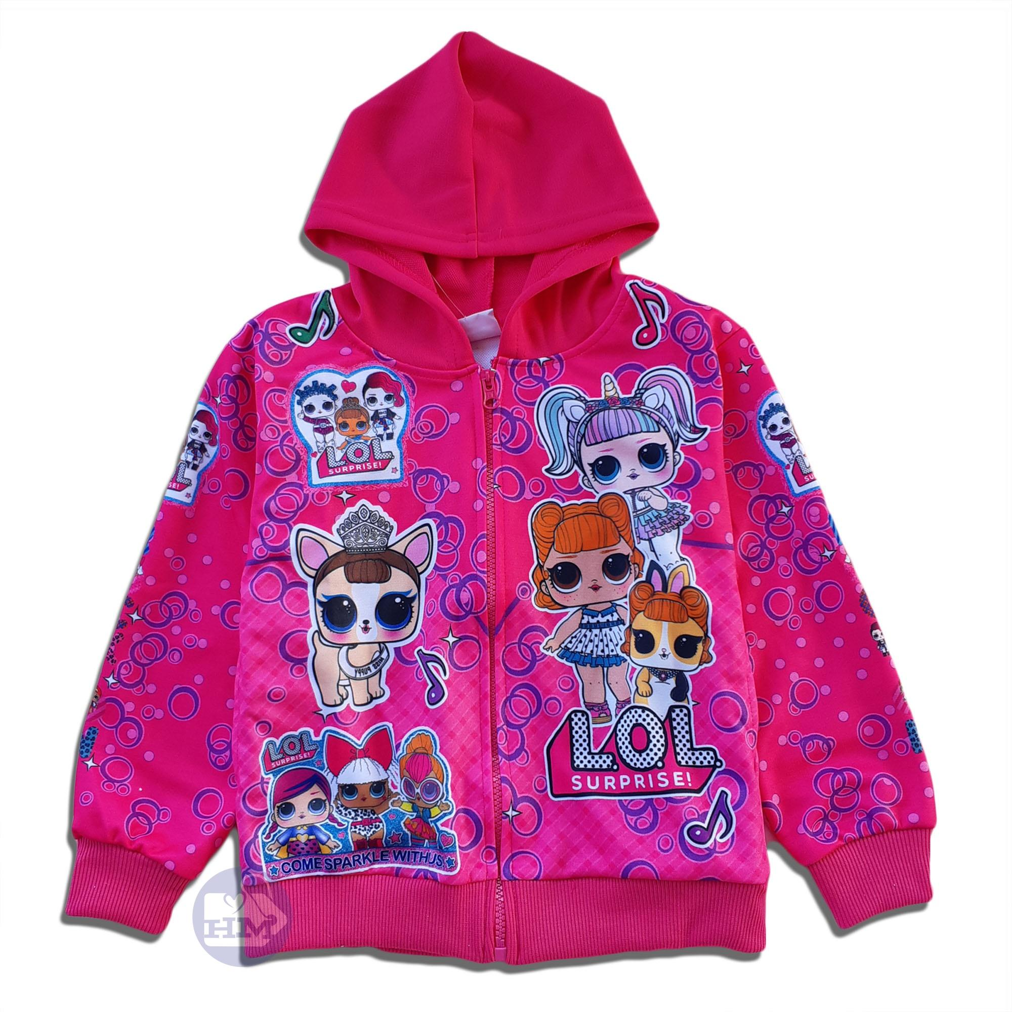 Hm Jaket Anak Lol Surprise Jaket Anak Trendy By Hm Shopa Collection.