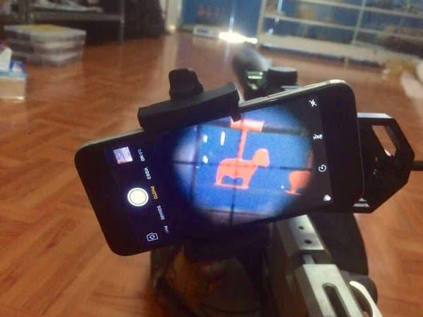 Harga best seller teleskop ponsel kamera yang universal adapter