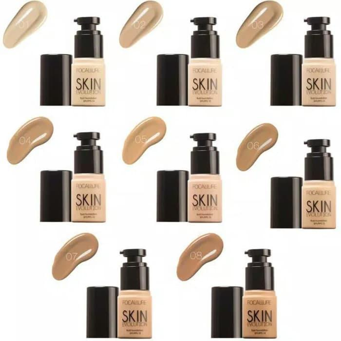 La Girl Pro Matte Foundation Bisque Shock diskon belanja La Girl Pro ... bb6fc7b01a