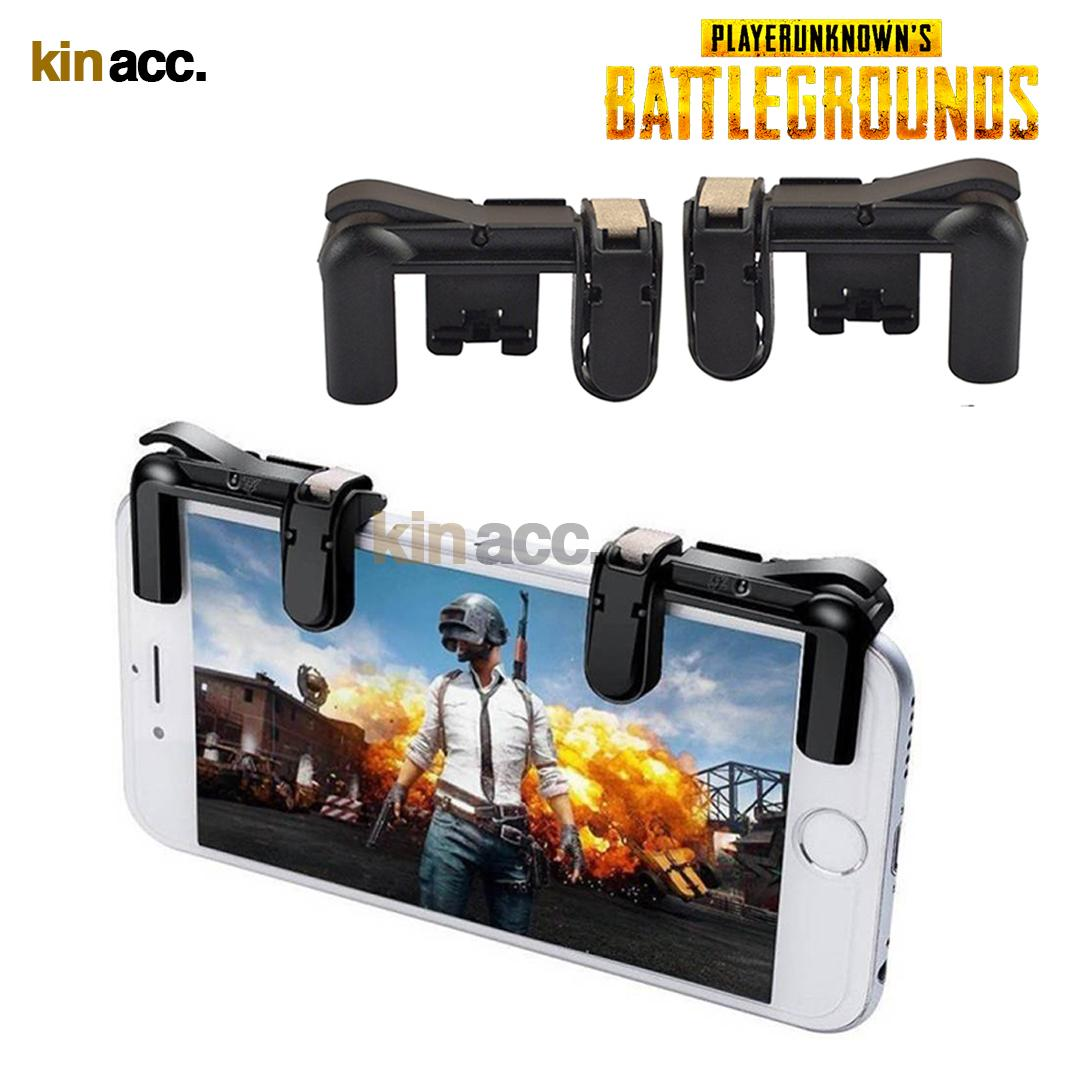 KIN Triggers PUBG Fire Button L1R1 Sharp Shooter Mobile Joystick