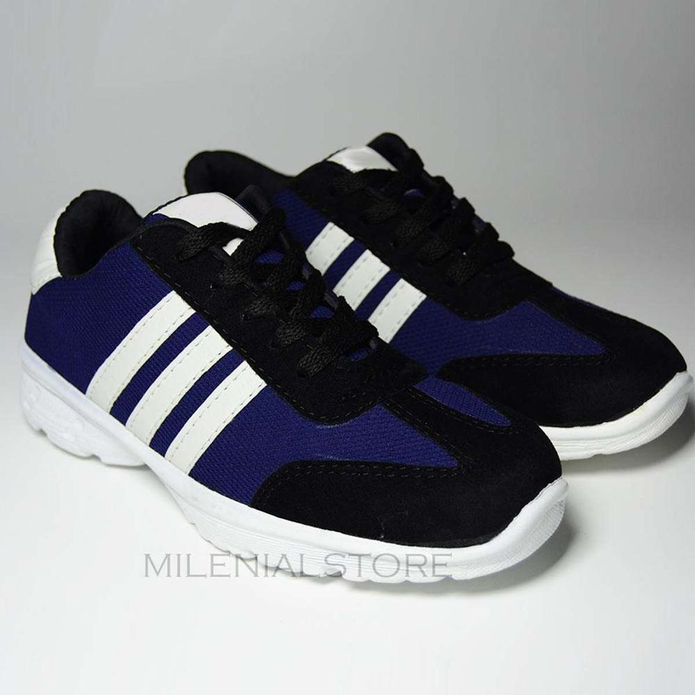 Milenial Sepatu Sneakers Kets Dan Kasual Pria 002 Campare Termurah By Milenial Store.